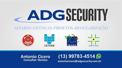 ADG SECURITY  Praia Grande SP