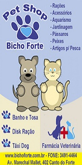 Pet Shop Bicho Forte